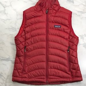 Patagonia Nano micro puff down vest